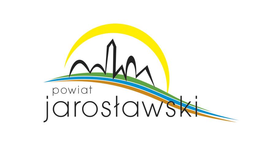 logo powiatu jaroslawskiego